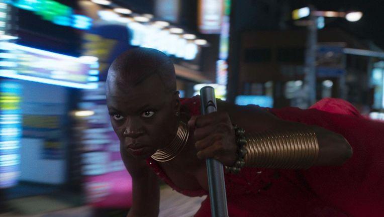 Danai Gurira Okoye Black Panther