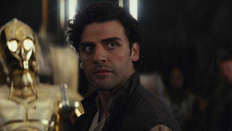 Oscar Isaac The Last Jedi via official Star Wars site 2019