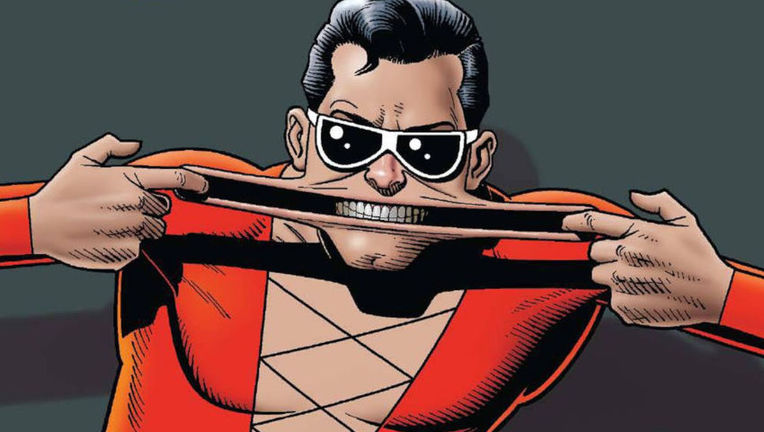 Plastic Man Header