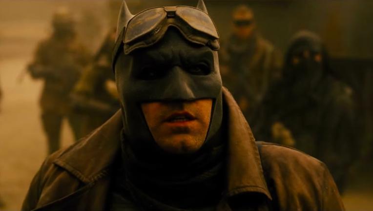 Batman Ben Affleck Batman v Superman