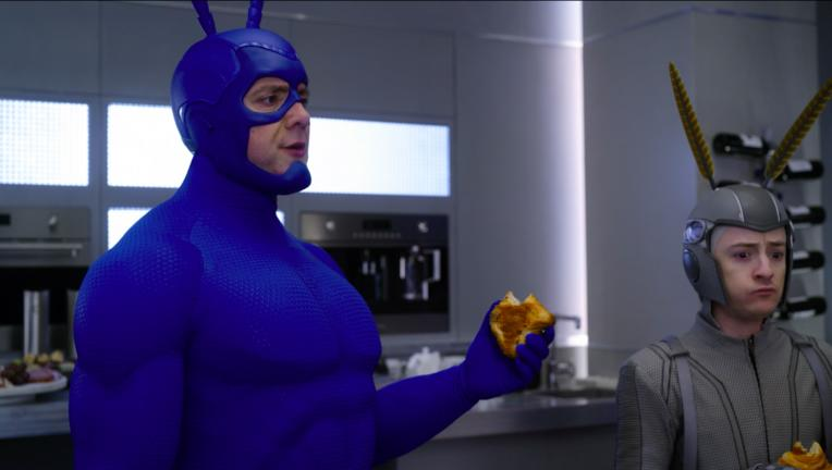 After The Tick canceled, star Griffin Newman wants fans to