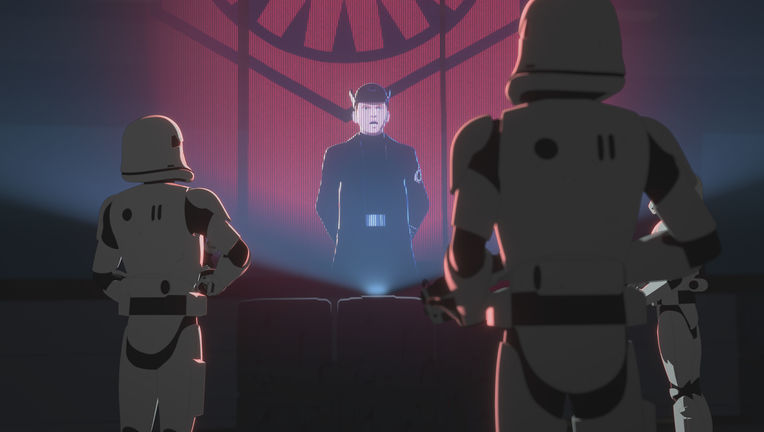 Star Wars Resistance Episode 21 Hux