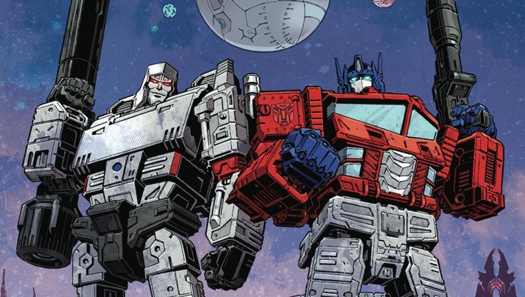 Transformers Hero