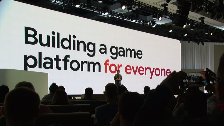 google gaming