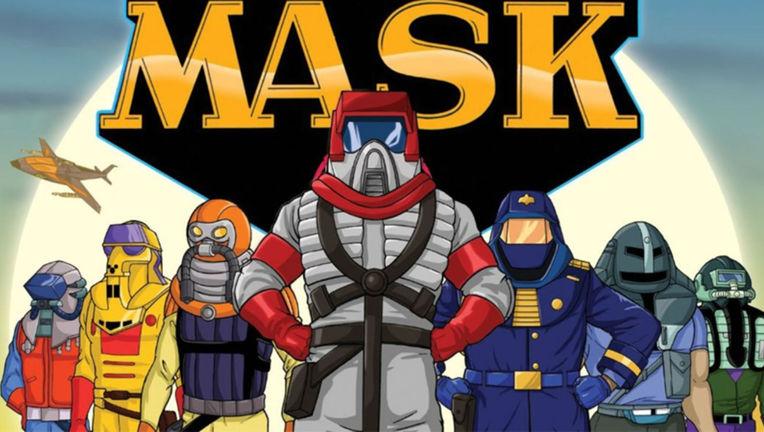 MASK Hero Image