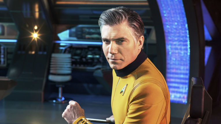 Anson Mount says Captain Pike's Star Trek: Discovery story