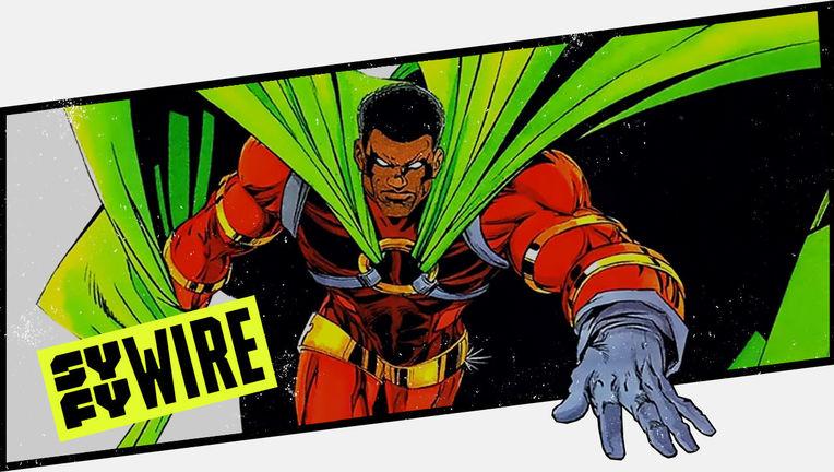 Behind the Panel Milestone Comics hero