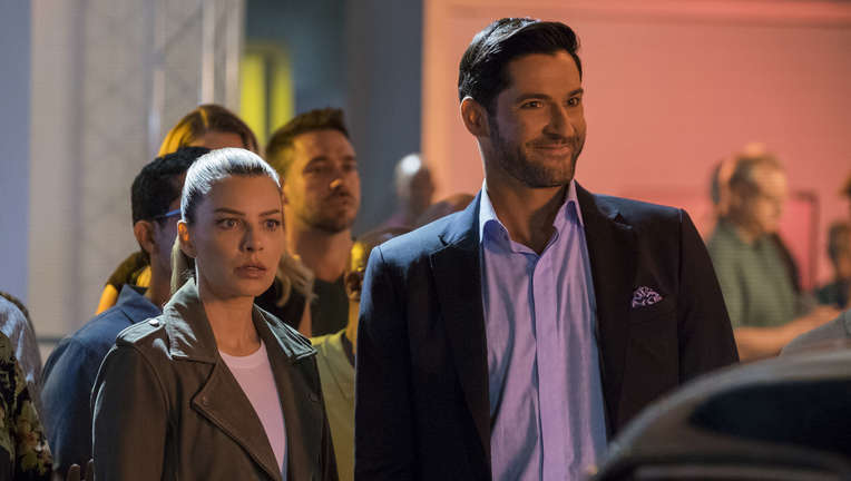 Lucifer S Tom Ellis Interview On Playing Michael In Season 5