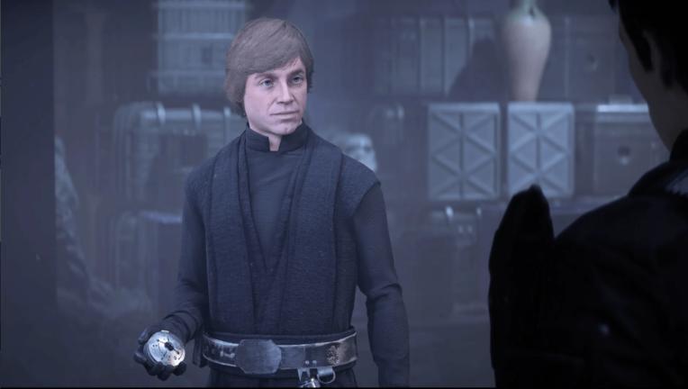 Luke Skywalker, Star Wars Battlefront II