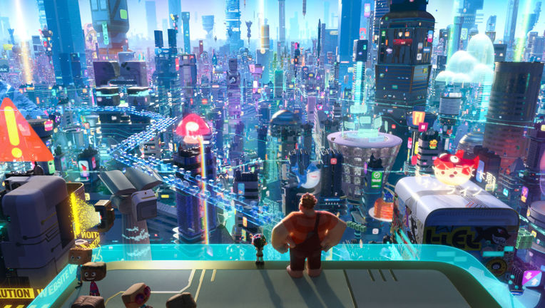 ralph breaks the internet publicity still