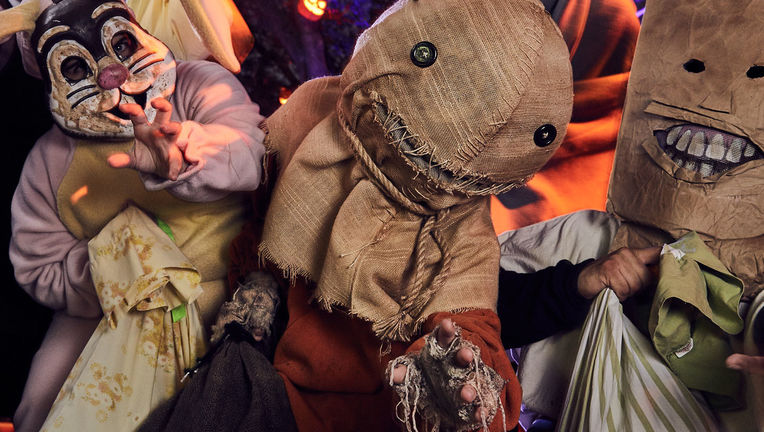 Trick r Treat Halloween Horror Nights