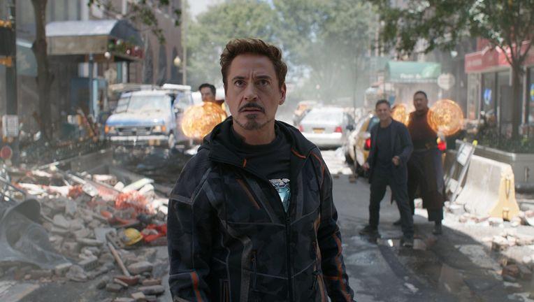 Tony Stark/Iron Man, Infinity War