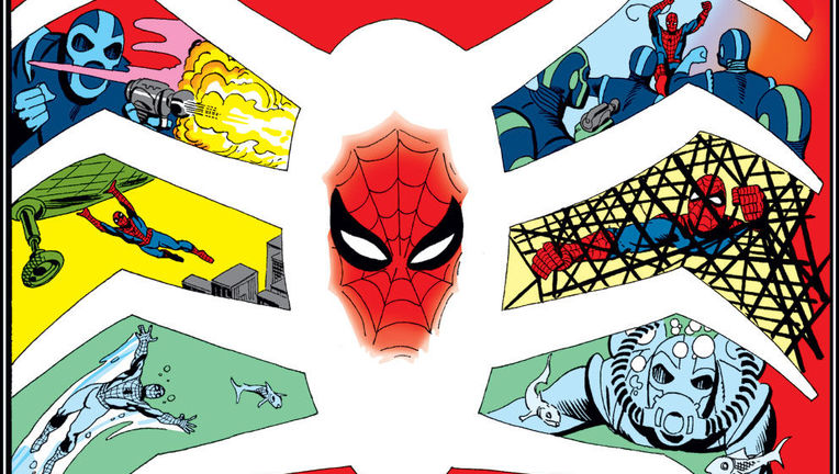 Amazing Spider-Man #31 cover