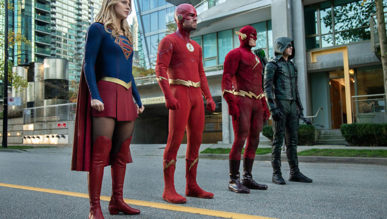 The Flash, Arrow, Supergirl Elseworlds