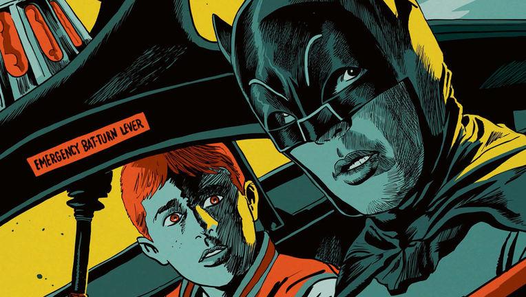 Archie Batman Cover Francavilla