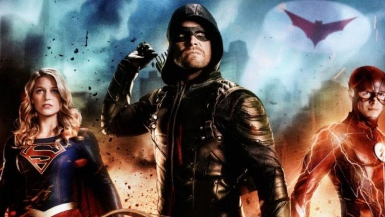 Arrow Season 7 Gotham City crossover