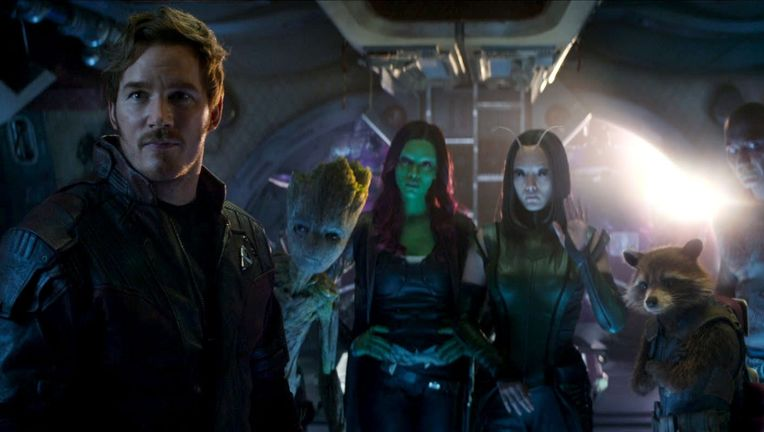 Guardians of the Galaxy, Infinity War