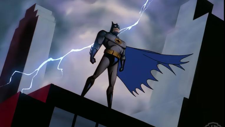 batman the animated series opening credits
