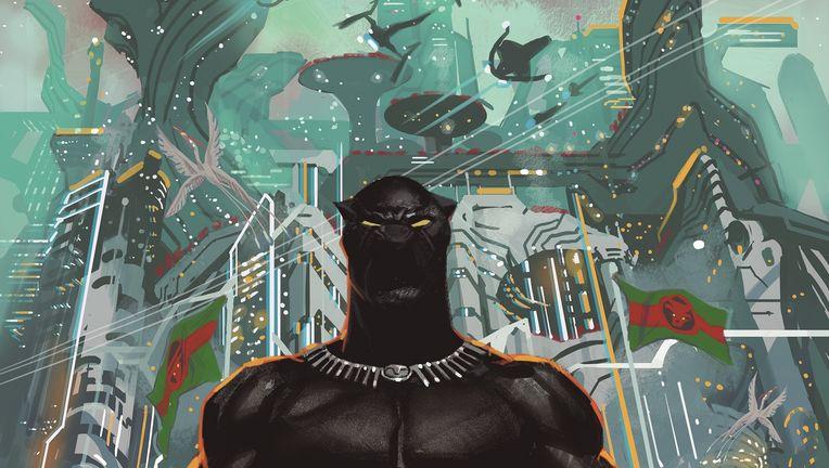 Black Panther #1 Comic