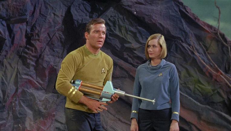 Capt Kirk Star Trek Shatner Getty