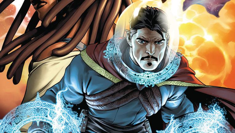 Doctor Strange 1 Hero