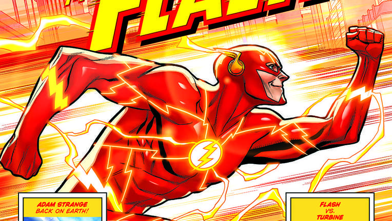 Walmart Flash Giant #1