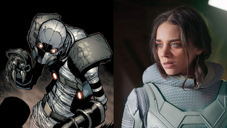 Why Janet Van Dyne and Hank Pym deserve a prequel | SYFY WIRE