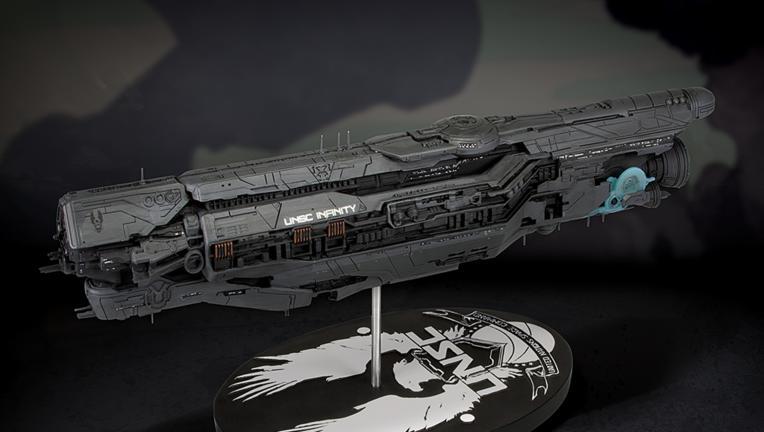 Halo: UNSC Infinity Ship Replica