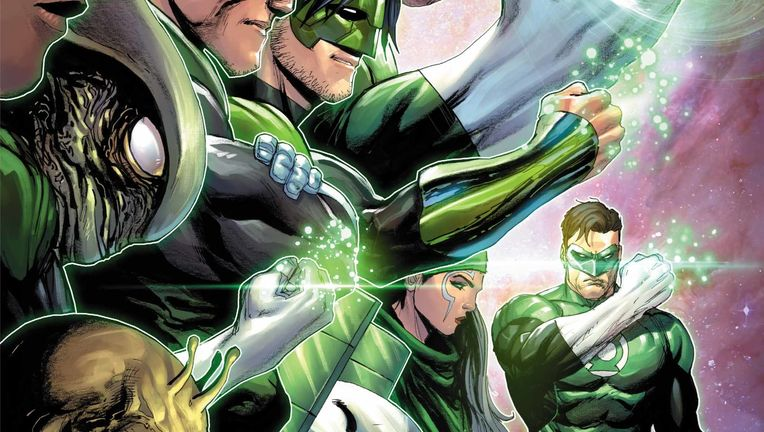 Hal Jordan and the Green Lantern Corps #50 Variant