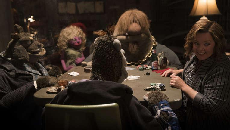 The Happytime Murders poker