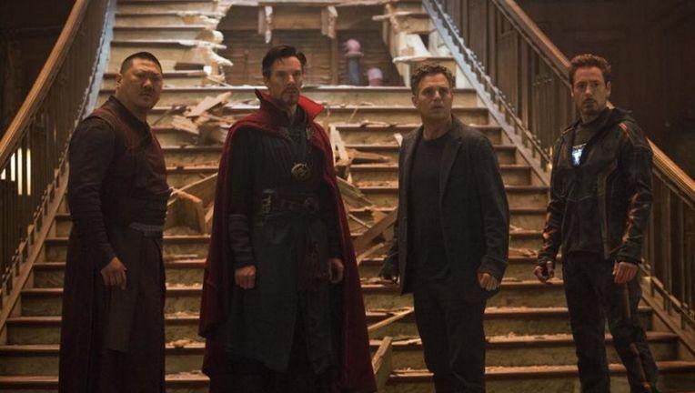 Infinity War In The Sanctum