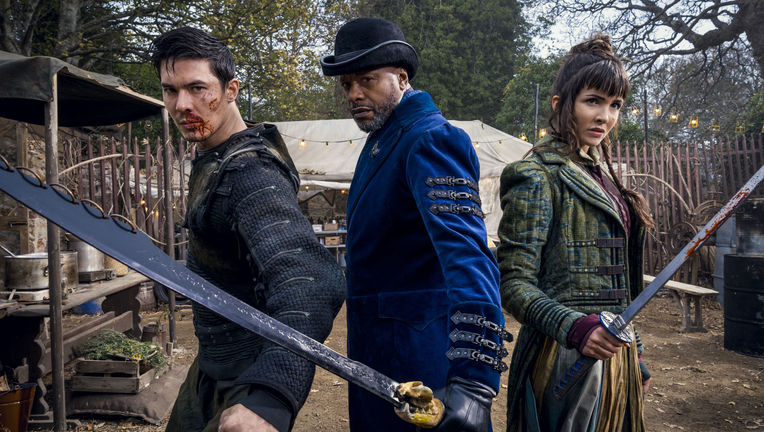 Into the Badlands 305, Gaius Nathaniel and Odessa