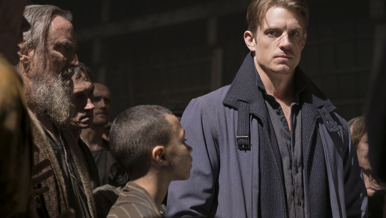Altered Carbon Joel Kinnaman