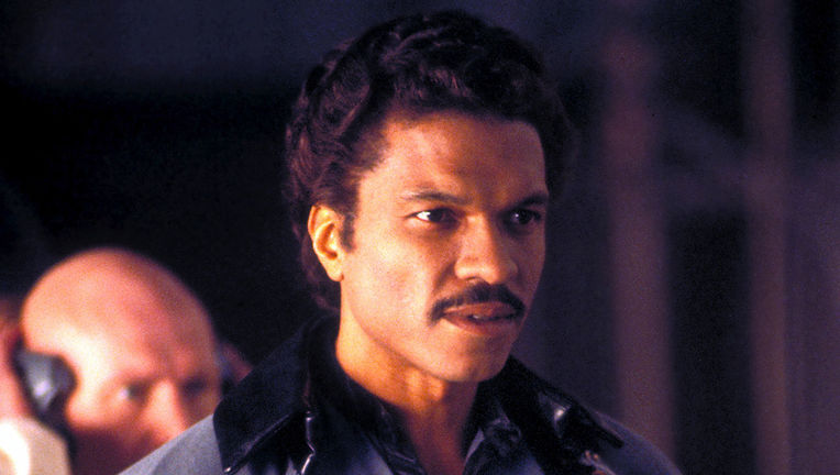 Lando BIlly Dee Williams