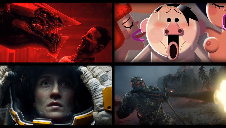 Love, Death & Robots Netflix