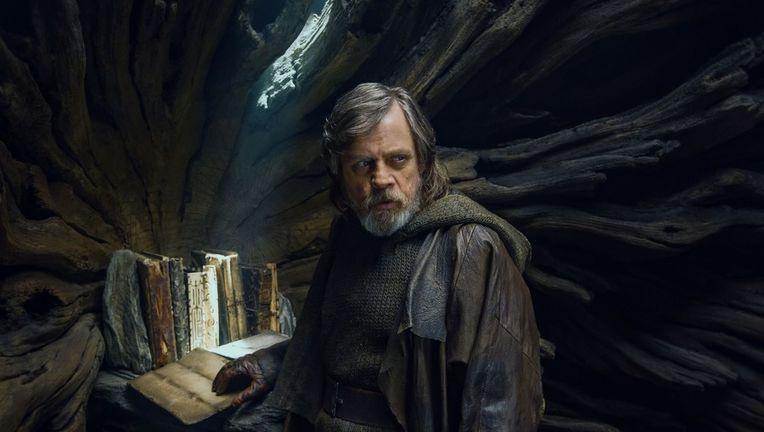 Luke Skywalker, Star Wars: The Last Jedi