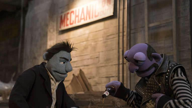 The Happytime Murders Mechanic