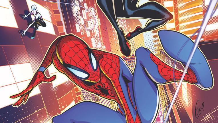 Marvel IDW Spider-Man