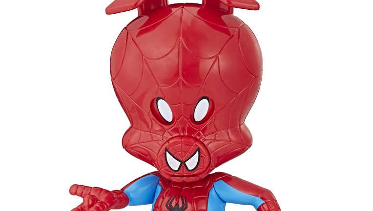 MARVEL_SPIDER-MAN_INTO_THE_SPIDER-VERSE_SPIN_VISION_SPIDER-HAM_-_oop2