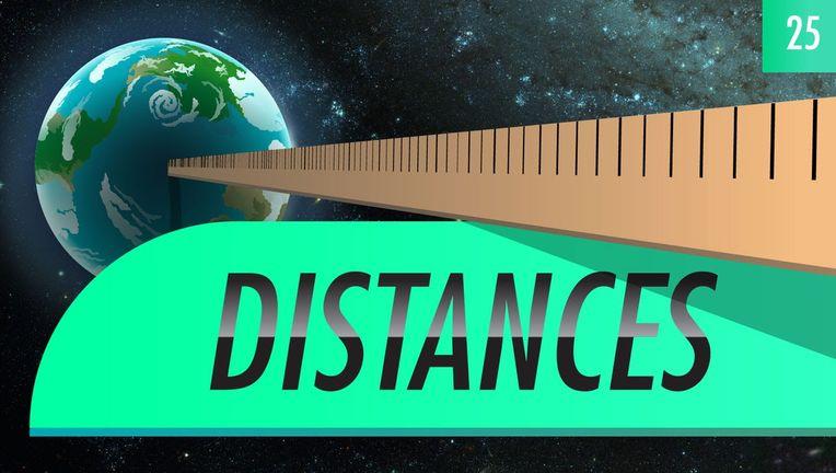 Distances: Crash Course Astronomy #25