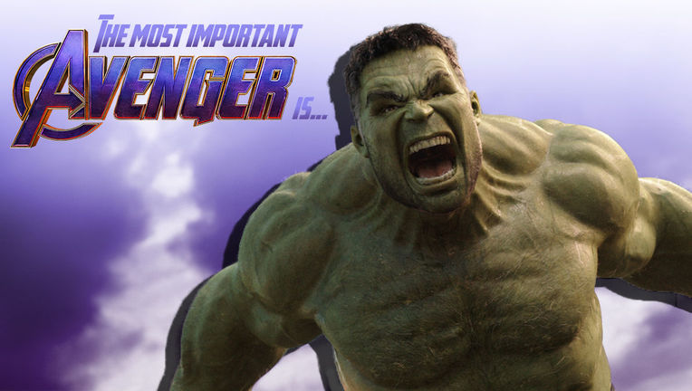 Most Important Avenger The Hulk
