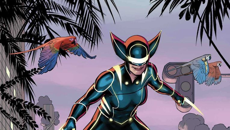 All-New Wolverine #33- Cover Art