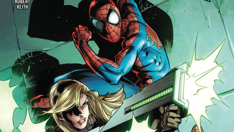 Peter Parker Spectacular Spider-Man 305 Hero