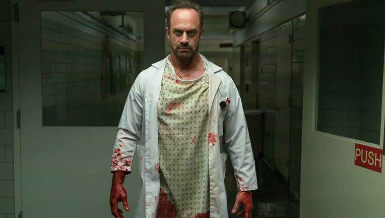 Christopher Meloni in Happy!