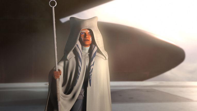 Star Wars Rebels- Ahsoka Returns