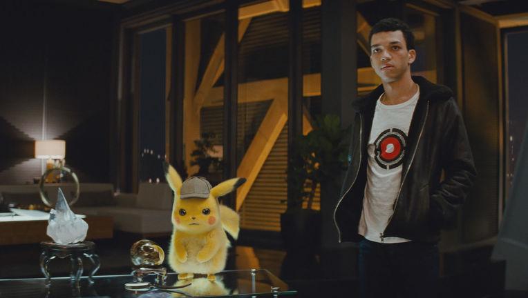 Pokemon Detective Pikachu Justice Smith