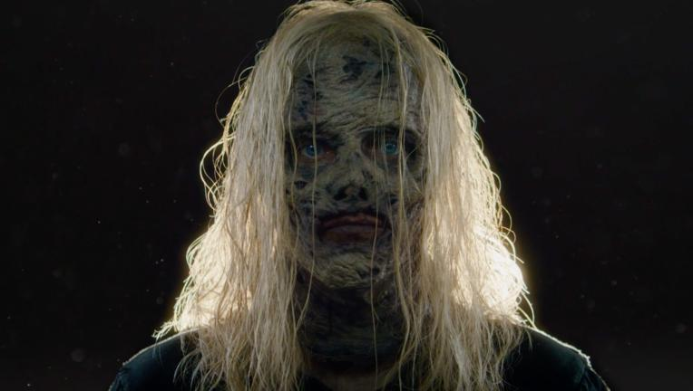 Samantha Morton Alpha the Whisperers The Walking Dead
