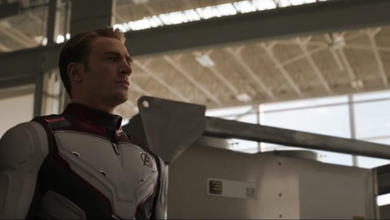 Captain America, Avengers: Endgame