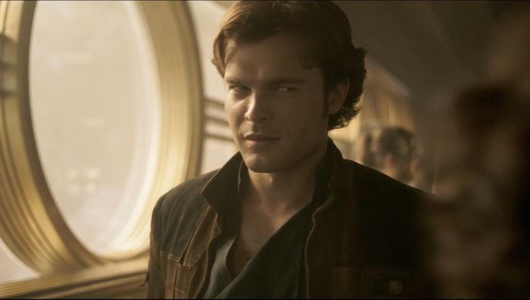 Solo Trailer 2- Han Solo