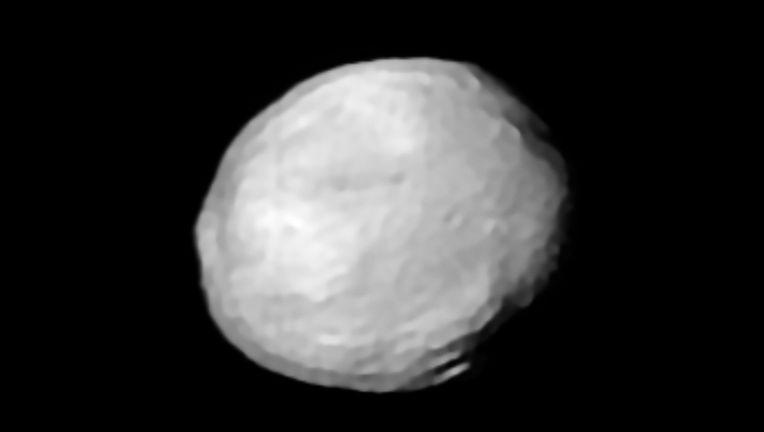 The protoplanet Vesta, imaged by the amazing ZIMPOL camera on the Very Large Telescope. Credit: ESO/L. Jorda et al., P. Vernazza et al.